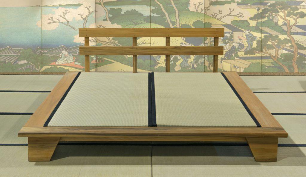 Asse Legno Per Letto.Letti Giapponesi In Legno Futon It