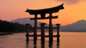 Santuario di Itsukushima